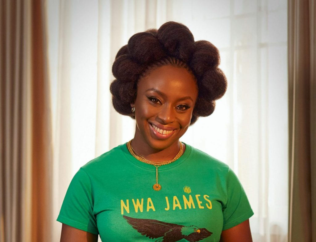 "Chimamanda Ngozi Adichie is Women's Prize ""Winner of Winners"""