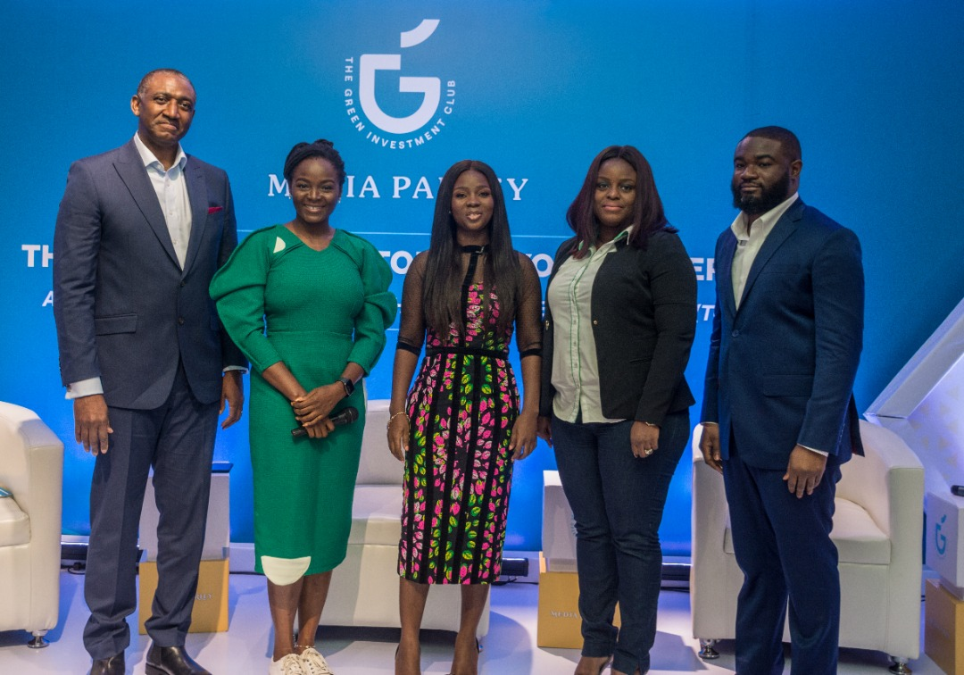 TGIC Made history Led by Tomie Balogun